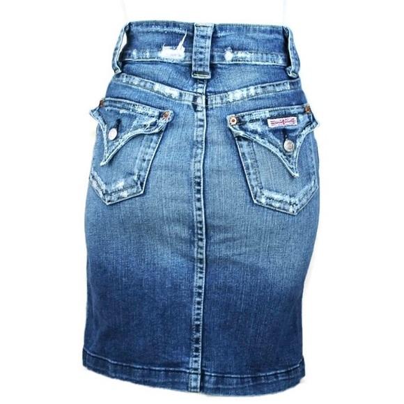7726b8d85 Hudson Jeans Skirts | Hudson Denim Skirt Size 30 | Poshmark